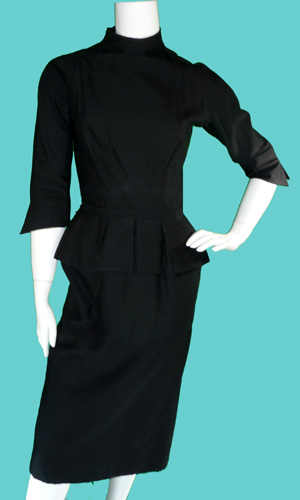 Vintage Suzy Perette designer 50's dress at DRESS the art of wearing vintag