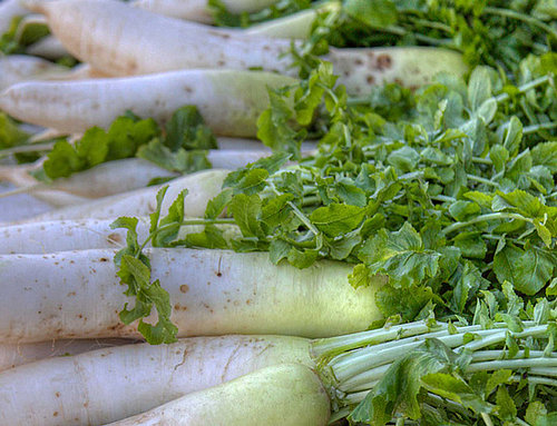 How to Select and Prepare Daikon Radishes