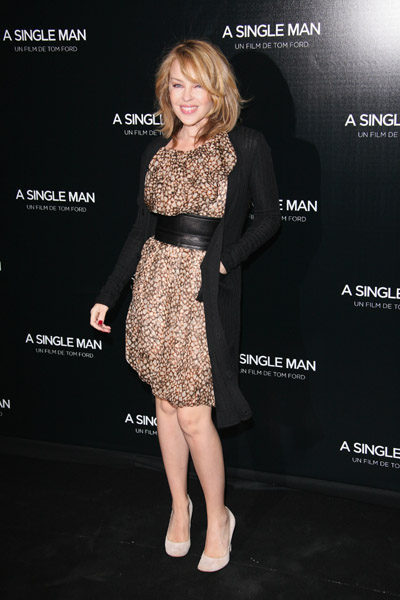 Photos of A Single Man Paris Premiere