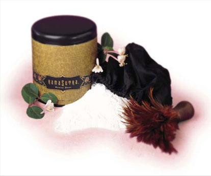 Edible Honey Body Powder
