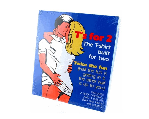 T-Shirt For Two