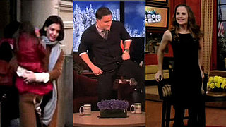Channing Tatum Lap Dance Video, The Final Jay Leno Show, Jennifer Garner on Romance With Ben Affleck