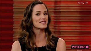 Jennifer Garner on Romance With Ben Affleck