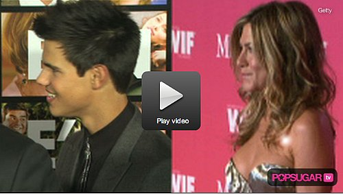Video Happy Birthday to Jennifer Aniston and Taylor Lautner!