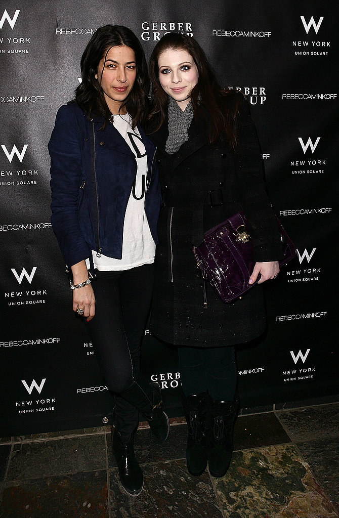 Rebecca Minkoff's Fashion Week Fun!