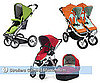 Strollers Gaining Momentum 