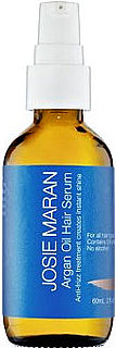 Josie Maran Argan Oil Hair Serum Giveaway