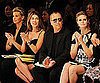 Slide Photo of Heidi Klum, Michael Kors, Nina Garcia, Faith Hill at Project Runway Fashion Show