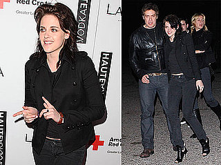 Photos of Kristen Stewart in LA With a Guy Who Isn't Robert Pattinson