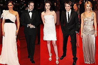 Photos of Kate Winslet, Robert Pattinson, Kristen Stewart, and More at the 2010 BAFTA Awards in London