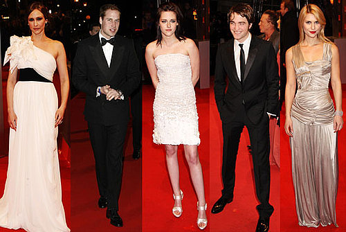 Fotos von Kate Winslet, Robert Pattinson, Kristen Stewart und anderen bei den BAFTA-Awards 2010 in London