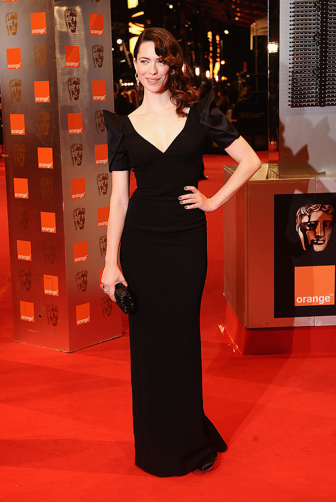Photos of Women on BAFTA 2010 Red Carpet