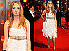 Photos of Saoirse Ronan at the 2010 BAFTA Awards