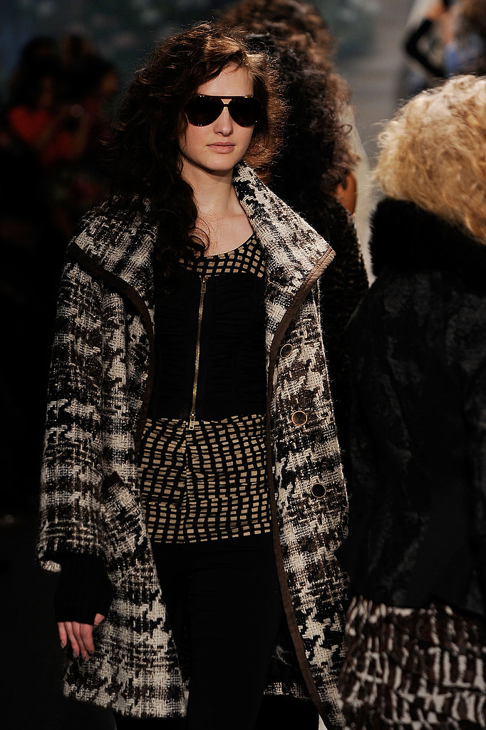 New York Fashion Week: Tracy Reese Fall 2010