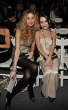 Whitney Port and Alexis Dziena