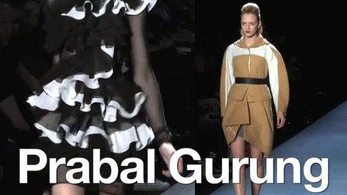 Prabal Gurung New York Fashion Week: What's Fab First Look