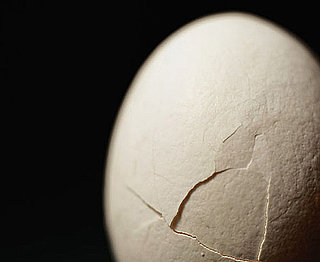 Why Are Fresh Eggs Difficult to Peel When Hard-Boiled?