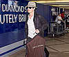 Slide Photo of Ian Somerhalder at LAX