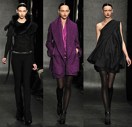Photos of Donna Karan's Fall 2010 Collection
