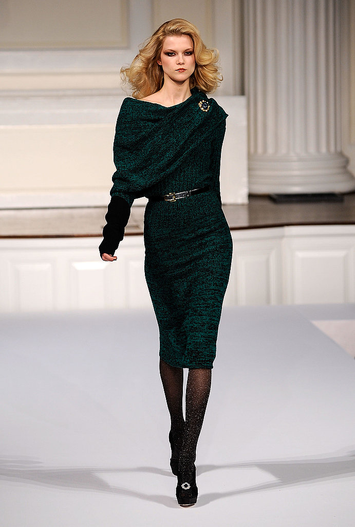 New York Fashion Week: Oscar de la Renta Fall 2010