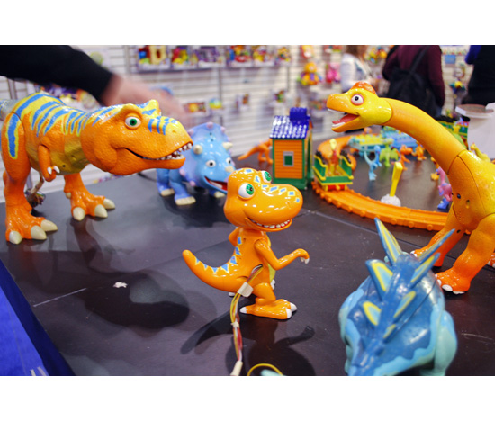 Dinosaur Train InterAction Characters