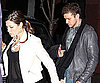 Slide Photo of Justin Timberlake and Jessica Biel at Dinner in NYC