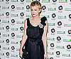 Slide Photo of Carey Mulligan at The London Critics' Circle Film Awards in London