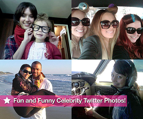Fun and Funny Celebrity Twitter Photos 2010-02-22 11:00:29