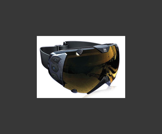 Zeal Optics Transcend Goggles ($350)