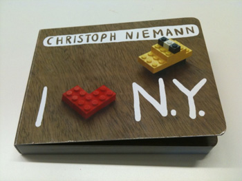Lego Book About NYC