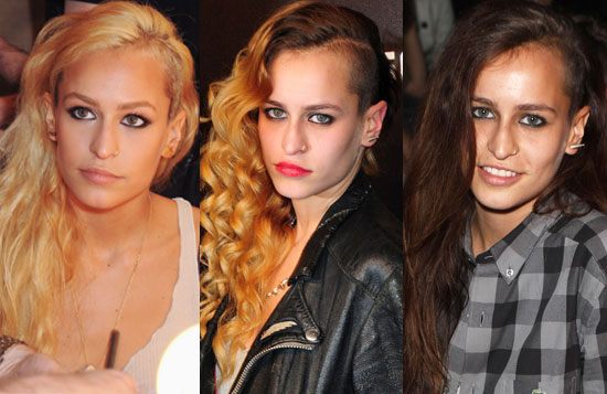 Alice Dellal Haircut and Hair Colour 2010-02-19 01:30:00