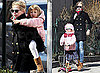 Photos of Michelle Williams And Matilda Ledger Together in Brooklyn