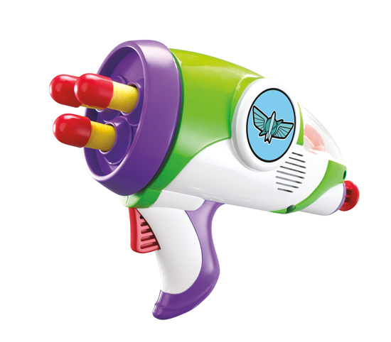 Will you buy the Toy Story 3 Cosmic Blaster ($15)?