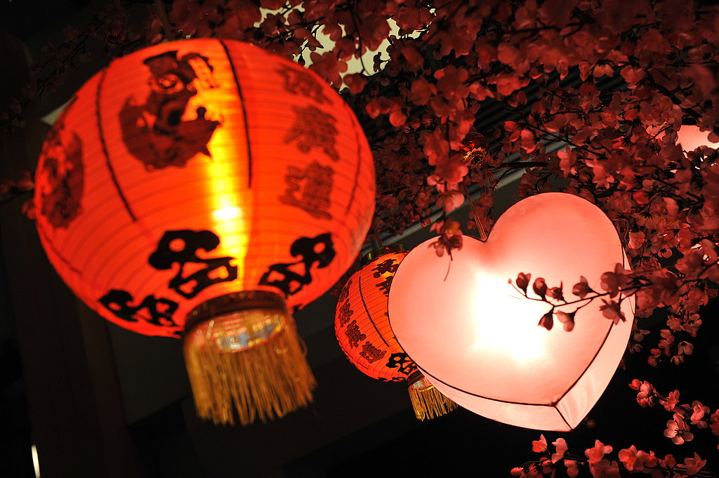 Valentine's Day Collided With the Lunar New Year