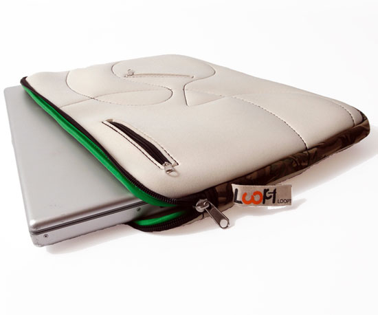LooptWorks Hoptu Laptop Sleeve ($30)