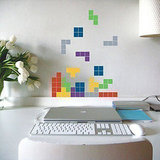 Tetris Wall Decals ($25)
