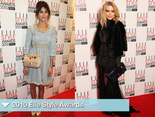 Photos from the 2010 Elle Style Awards 2010-02-22 14:41:21