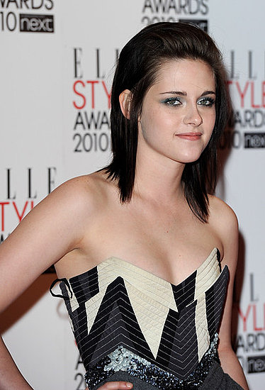 Kristen Stewart at the Elle Style Awards in London
