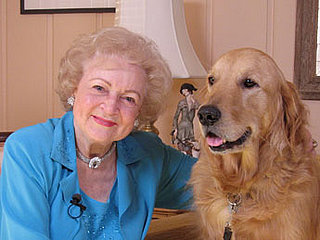 Betty White Loves Comedy and Animals: In the LINK of an Eye!
