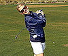 Slide Photo of Lo Bosworth Golfing in LA