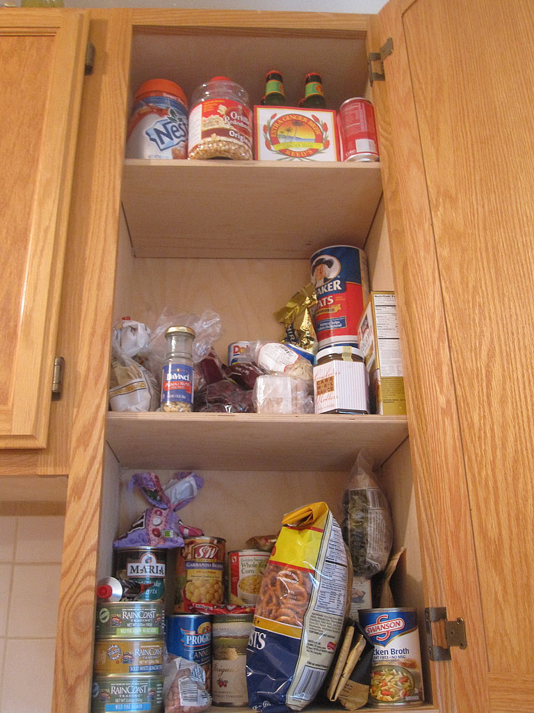 Pantry Items and Canned Goods