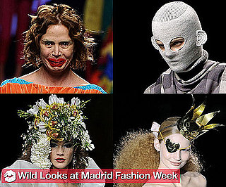 Madrid Fashion Week Looks