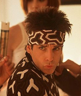 Justin Theroux and Ben Stiller Working on Zoolander Sequel