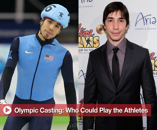 Olympic Casting: Who Could Play the Athletes