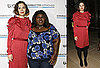 Photos of Maggie Gyllenhaal and Gabourey Sidibe at the USA Network's Character Approved Cocktail Party 2010-02-26 16:00:00