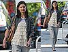Photos of Katie Holmes Out in LA