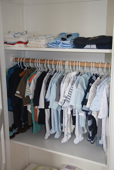 From Storage Room/Office to Nursery: Complete Before and After!