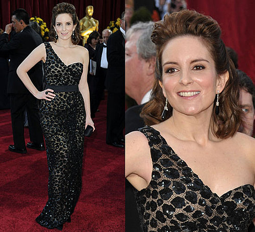Tina Fey at 2010 Oscars