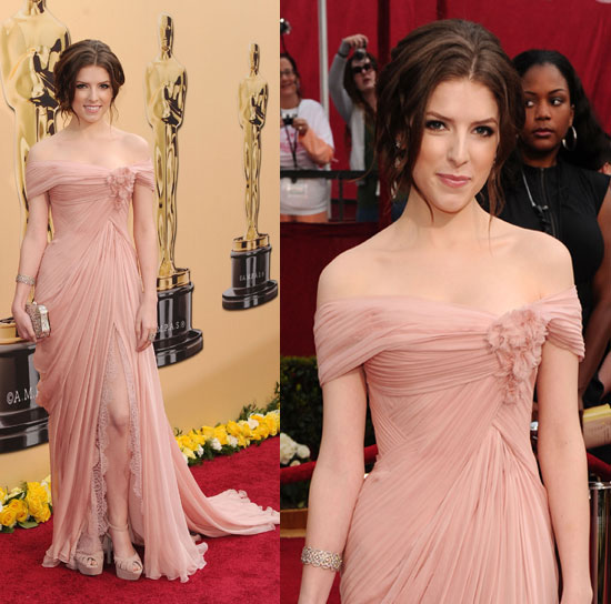 Anna Kendrick at 2010 Oscars 2010-03-07 15:38:49