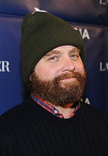 Zach Galifianakis — Do, Dump, or Marry?